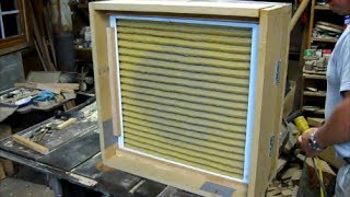 #36 Building A Shopmade Air Cleaner Part 2