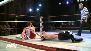 PPW 11/14/14: Scooter McGavin vs James Von Eerie (Match 2)