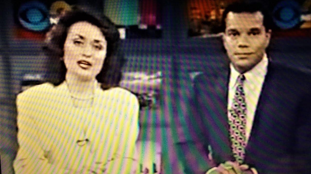 WCBS NY NEWS May 15 1993 Mary Murphy Troy Roberts
