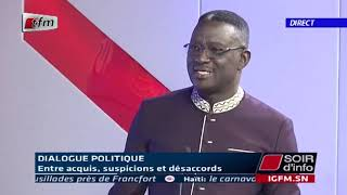 SOIR D'INFO - Wolof - Invitée : Dr MOUNDIAYE CISSÉ - Pr : NDEYE ARAME TOURÉ - 21 Février 2020