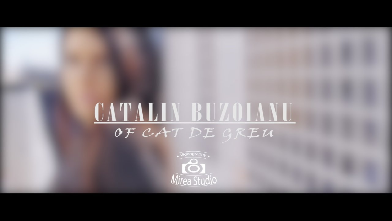 Descarca Catalin Buzoianu - Of cat de greu 2018 mp3
