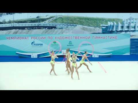 Команда Ульяновской области, 5 обручей (финалы ОВ)