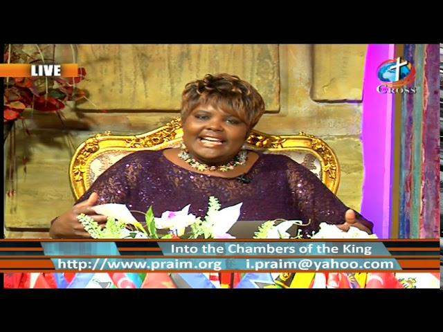 Apostle Purity Munyi - Into The Chambers Of The King 06-11-2019