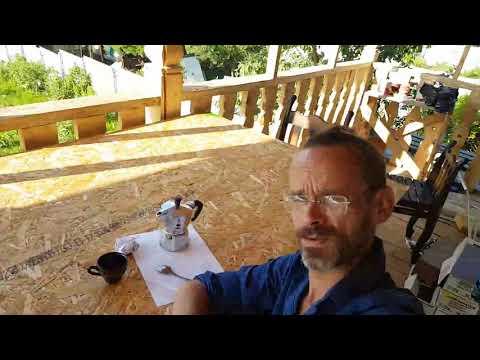 Скетчинг. Рисую кофе и чайной ложкой фигуру человека .  Эдуард Кичигин