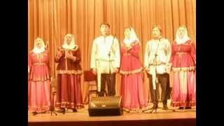 """видео: Ансамбль """"БЛАГОДАТЬ"""", песня """"НАШ ВЕК"""""""