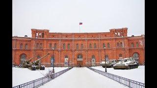 Смотреть видео Музей артиллерии в Санкт-Петербурге. онлайн