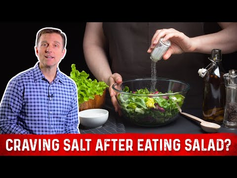 Craving Salt After Eating Your Salad or Vegetables?