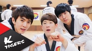 Repeat youtube video BTS - Boy in luv Taekwondo Ver. [방탄소년단 - 상남자 태권도 버전]