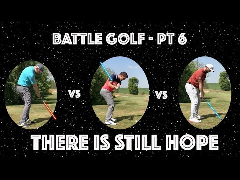 BATTLE GOLF PT 6   THERE IS STILL HOPE   VALE ROYAL ABBEY GC