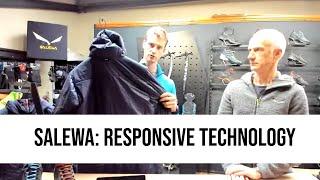 SPOTLIGHT: Salewa - Responsive Technology