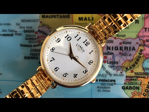 Limit Watches | Affordable And Classic PVD Gold-plated Ladies Dress-watch | 6963.01 | Unboxing