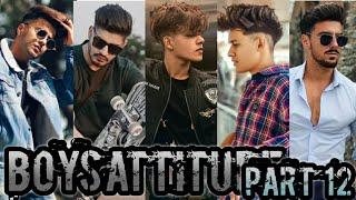 Boys Attitude part 12😃katai maja agaya bhai #viralvideo #trend #BoysAttitude #tiktok