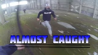 Parkour vs Security || ALMOST CAUGHT || Paradise Hunters