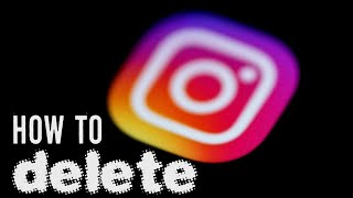 How to Delete Instagram Account on iPhone 2019 | Delete Instagram Account Permanently iOS App