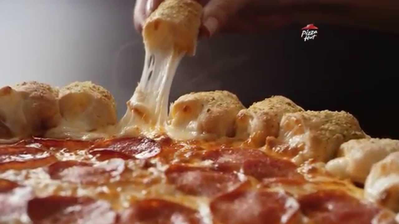 Pizza Hut - Cheesy Pop...