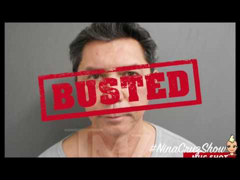LOL Not RITCHIE !!! Lou Diamond Phillips gets busted with a DWI LaBamba MUST WATCH