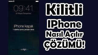 Kilitli IPhone Nasıl Açılır?(ÇÖZÜMÜ!!)
