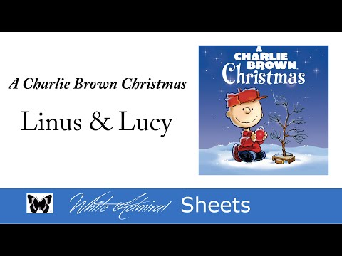 Linus and Lucy - Vince Guaraldi - Piano