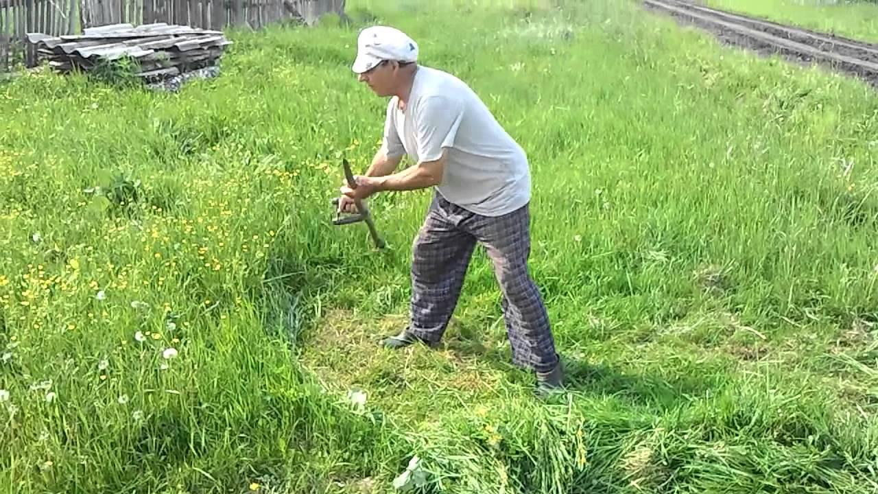 ебля в деревне на сене