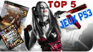 TOP 5 Des Meilleurs Jeux Ps3 a Posséder !!!