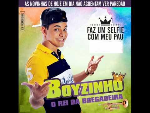 BOYZINHO O REI DA BREGADEIRA CD NOVO 2015 - COMPLETO