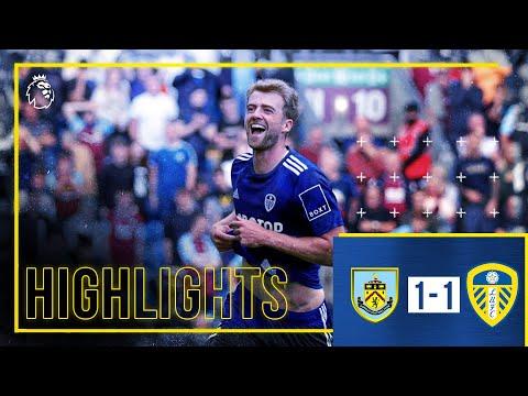 Burnley Leeds Goals And Highlights