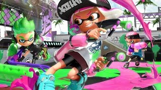 6 Minutes of Splatoon 2 Running on the Nintendo Switch (1080p 60fps)