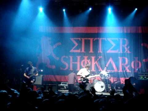 Enter Shikari - Solidarity / Step Up (Live in St. Petersburg 29-05-2010)