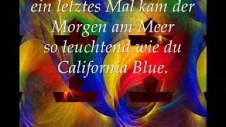 Roy Black-California Blue .wmv