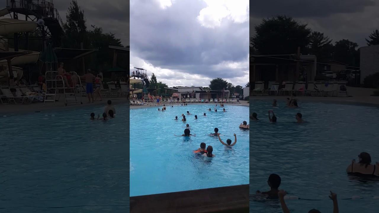 Highlands park aquatic center sharknado youtube - Highland park swimming pool westerville oh ...