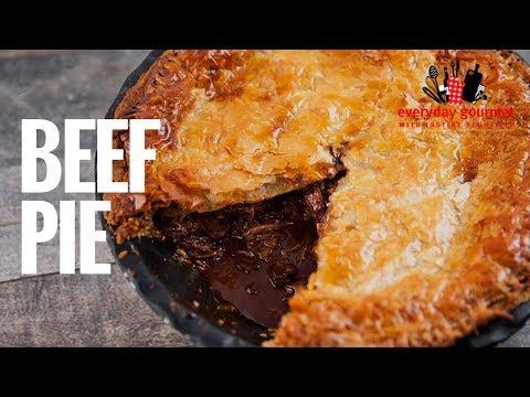Beef Pie | Everyday Gourmet S8 E42