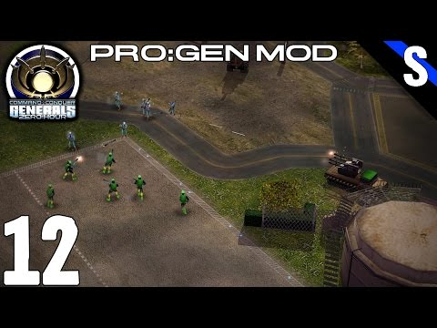 Pro:Gen Mod - GLA Mission 12 - Jarmen Kell And The Forty Thieves