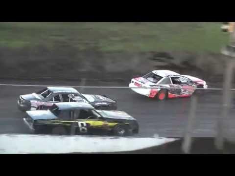 Stock Car Heat 3 Benton County Speedway 6/5/16