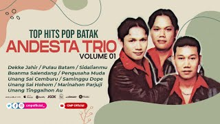Andesta Trio - Full Album Top Hits Pop Batak Volume 01