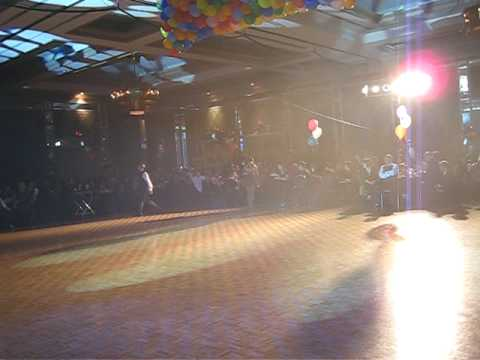 Terence Cheng & Doris Tam Swing Jive and Salsa lyrical
