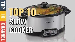 ✅  Slow Cooker: Top 10 Best Slow Cooker 2019 Reviews