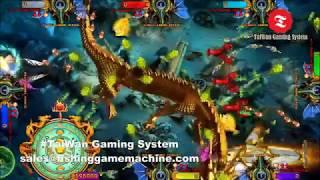 King Of Treasure Fishing Game Machine by TaiWan Gaming System Good Profits Fishing Game Machine
