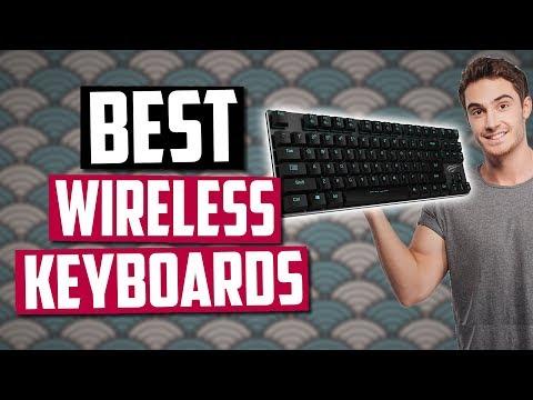 Best Wireless Keyboards In 2020 [Top 5 Picks]