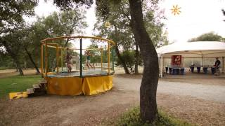 Domaine de Massereau Campsite, Languedoc, France | Eurocamp.co.uk