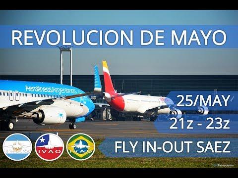Evento | Revolución de Mayo [TIMELAPSE]