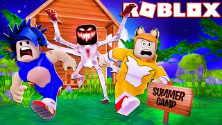 Sonic & Tails *Summer Camp*   Roblox