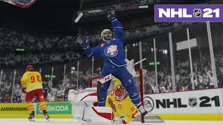 NHL 21 BE A PRO #4 *THE CHAMPIONSHIP*