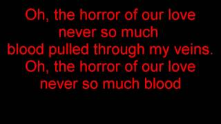 Ludo-The horror of our love lyrics