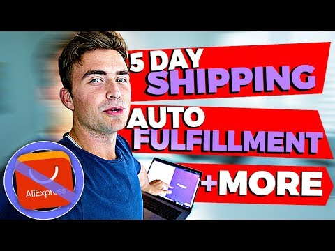 Dropship WITHOUT Aliexpress - 5 DAY Shipping, AUTO Fulfill, BRANDED Invoicing + MORE thumbnail
