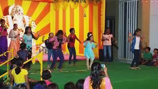 Dance Performance by Vertex Prime Girls