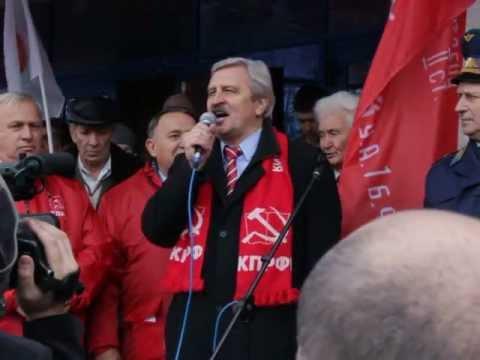 Выступление Н.Осадчего на митинге 24 декабря 2011