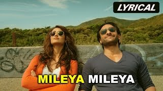 Mileya Mileya (Lyrical Video Song) | Happy Ending | Saif Ali Khan, Govinda & Ileana D