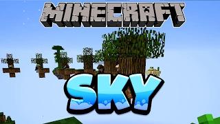 Neues Skyblock MOD Projekt! - Minecraft SKY Folge #01