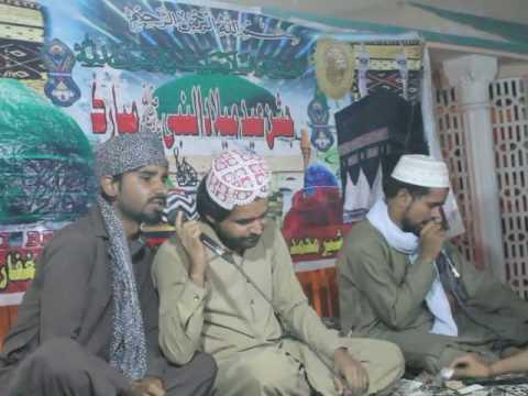 Sindhi Naat Jholi Muhunjhi Aahe Khali Shahnawaz Ali Bheen Qadri Moro