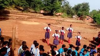 Chak de India dance on sport opening
